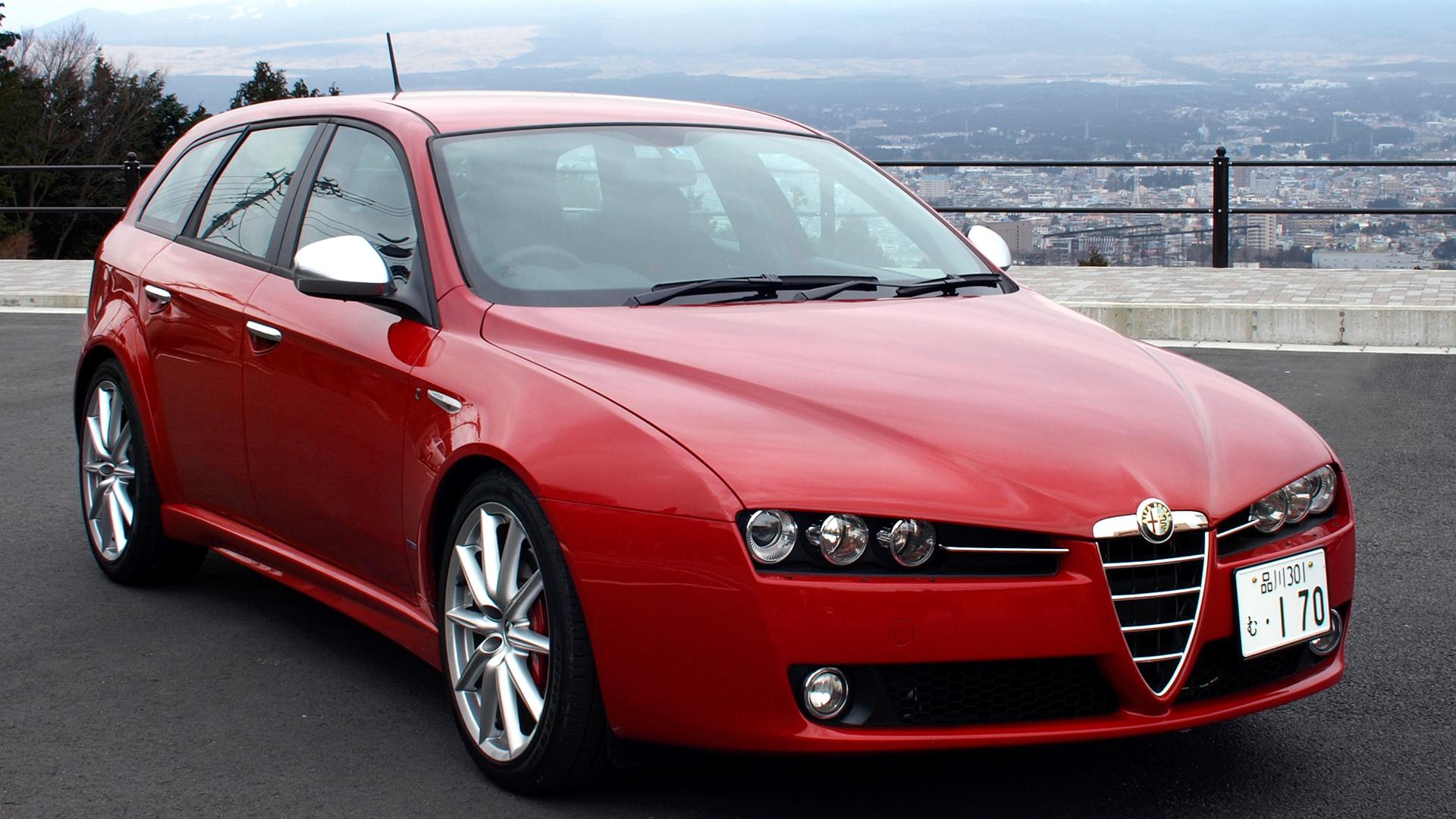 Alfa Romeo 159 Sportwagon 1 9 Jts 160